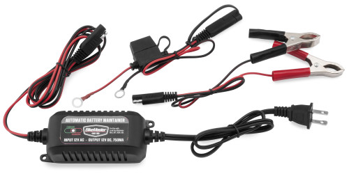 BikeMaster Battery Charger/Maintainer (TE4-0237)