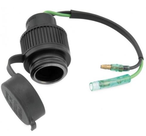 BikeMaster 12V/15A Standard Cigarette Lighter Socket Power Supply (TC-6613WA)