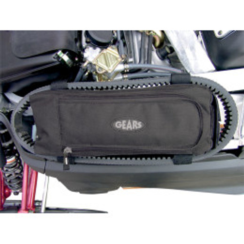 Gears Clutch Cover Tool Bag OS Black (300159-1)