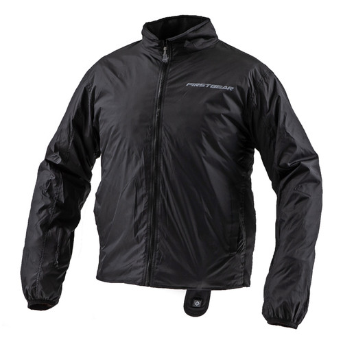 FirstGear 12V 75W Mens Heated Motorcycle Jacket Liner