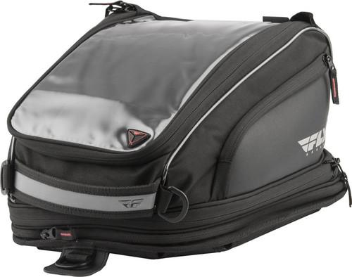 Fly Racing Medium Tank Bag Black (#6245 479-10~600)