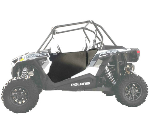 DragonFire Door Kit - RZR 900/1000/Turbo Black 2 Door (07-1801)