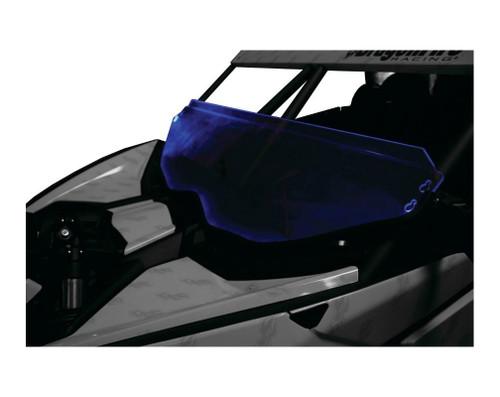 DragonFire UTV Windshield Light Blue (11-0813)