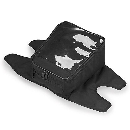 Dowco Rally Pack Magnet Mount Tank Bag Black (50108-00)