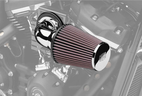 Cobra Cone Air Intake & Filter Chrome (606-0100-06)