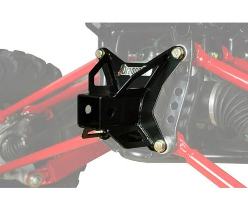 "DragonFire Receiver Hitch for Honda Talon 2"" Black (16-6900)"