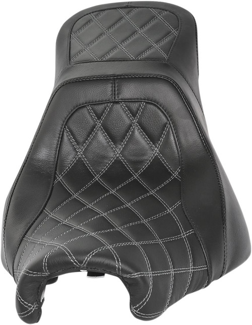 Danny Gray Airhawk Weekday 2-Up Seat w/Double Diamond Stitch (24-811DIAAIR)