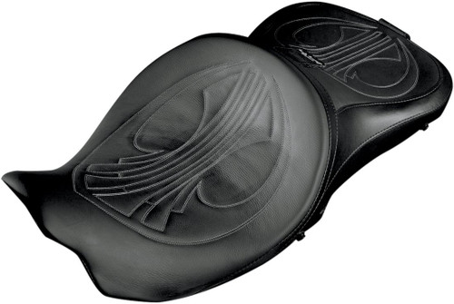 Danny Gray Airhawk Longhaul 2-Up Seat w/Drag Stitch (21-413DAIR)