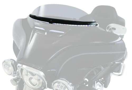 Ciro Horizon LED Windshield Trim Black (11001)