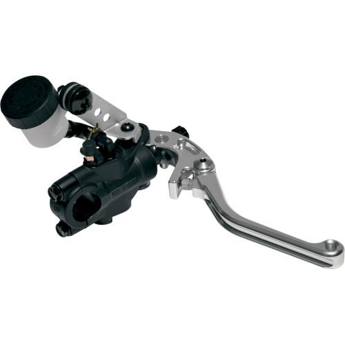 Braking Front Brake Master Cylinder 19mm Piston Gray w/Silver Lever (MC9601)