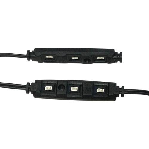 Brite Lites 2 Strip Rectangular LED Accent Modules Green (BL-ACLEDG2)