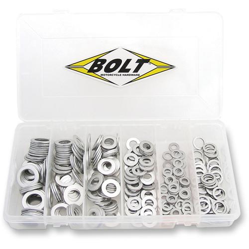 Bolt Drain Plug Washer Kit (2008-DPW)