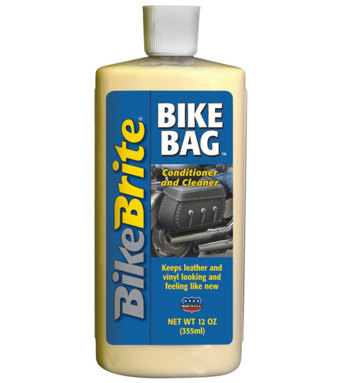 Bike Brite Leather & Vinyl Conditioner/Cleaner 12 Oz. (MC00048-12)