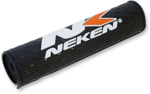 "Neken Regular Round Handlebar Pad Black 8.25"" (21mm) (PADCS-BK)"