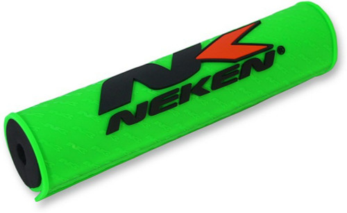 "Neken Regular Round Handlebar Pad Fluorescent Green 9.65"" (24.5mm) (PADCL-GRF)"