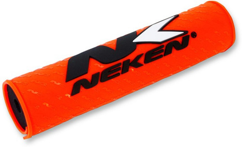 "Neken Regular Round Handlebar Pad Fluorescent Orange 9.65"" (24.5mm) (PADCL-ORF)"