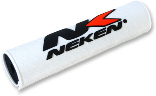 "Neken Regular Round Handlebar Pad White 9.65"" (24.5mm) (PADCL-WH)"