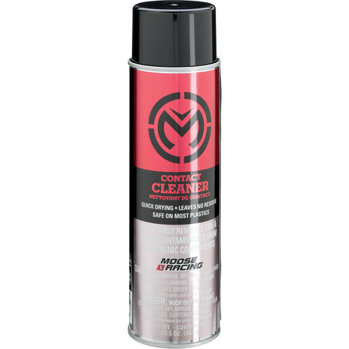 Moose Racing Contact Cleaner 13.5oz (3704-0107)