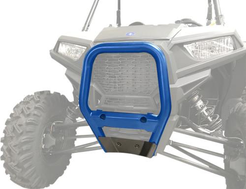 Moose Racing RZR Front Bull Bar Blue (0530-1443)