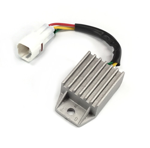 Moose Racing OE Replacement Voltage Regulator/Rectifier (2112-0976)
