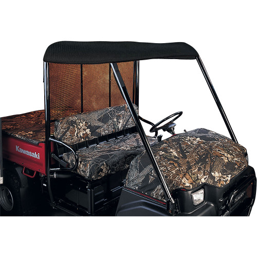 Moose Racing UTV Roof Cover Black (MUDKM-116)