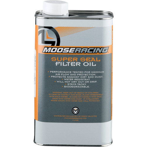 Moose Racing Super Seal Filter Oil (3610-0007)