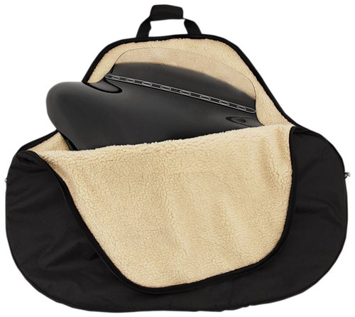 Memphis Shades Batwing Fairing Bag Black/Tan (MEM0991)