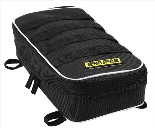 Nelson-Rigg RG-025R Rear Fender Bag w/Tool Roll Black (RG-025R)