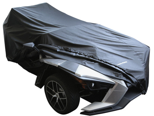 Nelson-Rigg Slingshot All Weather Bike Cover Black (SS-1000)