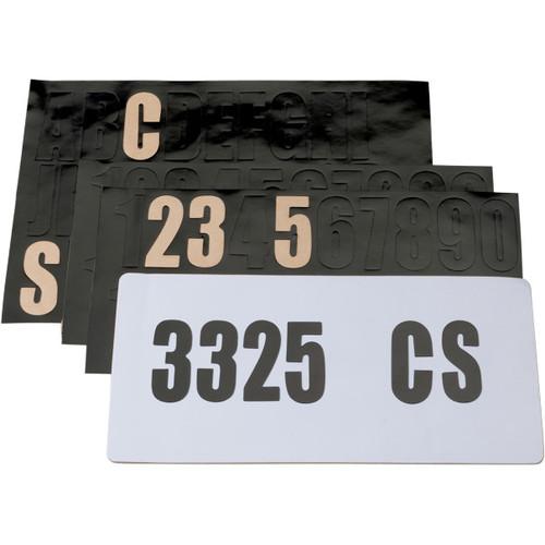 Moose Utility License Decal Kit (4303-0166)