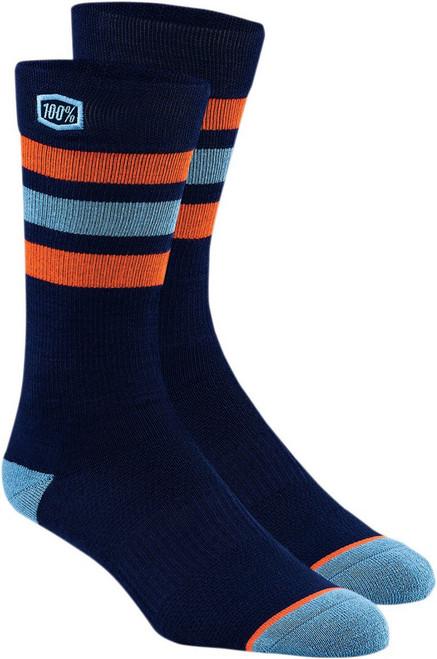100% Stripes Socks