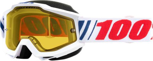 100% Accuri AF066 Snow Goggles