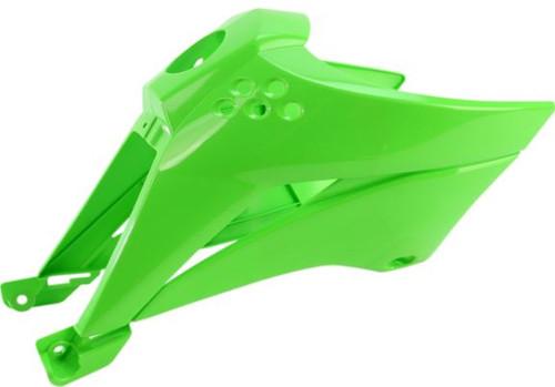 UFO Replacement Plastic Radiator Shrouds/Covers KX Green (KA04716-026)