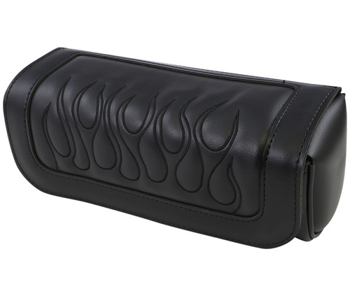 "Saddlemen Highwayman Tattoo Tool Pouch 12""Lx4""Wx5.5""H Black (X021-05-0031)"