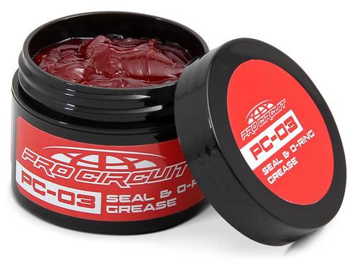 Pro Circuit Seal & O-Ring Lube Grease 1 oz. (PC-03)