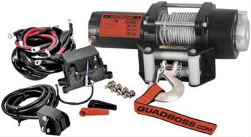 QuadBoss Winch 3500LB W/Steel Cable (RP35WC)