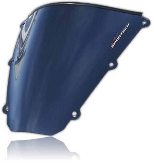 Sportech Classic Chrome Series Windscreen Black Chrome (45491025)