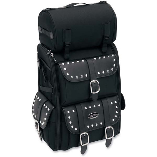 Saddlemen S3500 Deluxe Sissy Bar Bag Desperado (EX000041)