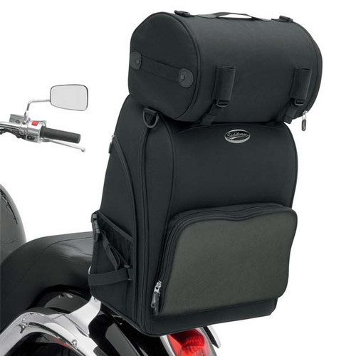 Saddlemen S2600 Deluxe Sissy Bar Bag (3515-0081)