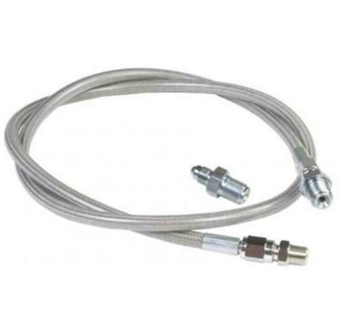 """Fly Racing Extended Brake Line 51.5"""" Stainless Steel (YAM-005-6)"""