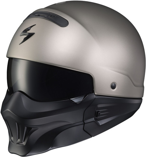 Scorpion Covert 3-in-1 Motorcycle Helmet w/EVO Mask