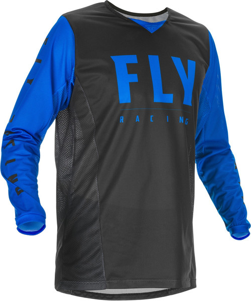 Fly Racing Kinetic Mesh Youth MX Offroad Jersey