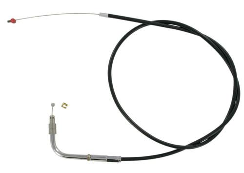 """Barnett Black Vinyl Throttle (Pull) Cable Stock +4"""" (101-30-30017-04)"""