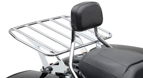 Cobra Big Ass Detachable Flat Luggage Rack Chrome (602-2800)