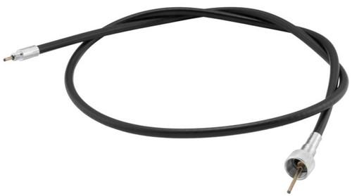 Barnett Black Vinyl Trans-Drive Speedo Cable 16mm (101-30-61003)