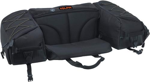 Kolpin Matrix ATV Seat & Storage Bag Black (91155)