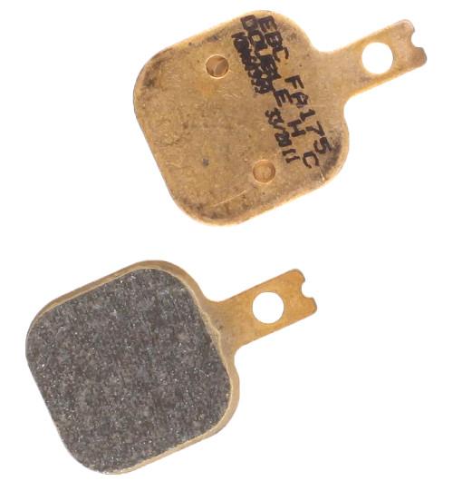 EBC Double-H Sintered HH Brake Pads Harrison/ISR Caliper (FA175HH)