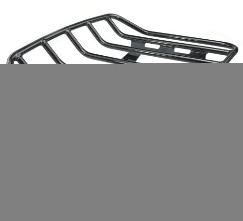 Cobra Big Ass Detachable Black Rear Luggage Motorcycle Rack (502-2610B)