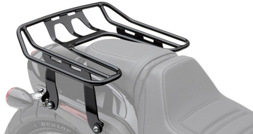 "Cobra Big Ass Detachable Wrap Around Luggage Rack Black 13"" x 18"" (502-2612B)"
