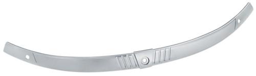 Kuryakyn Tri-Line Chrome Windshield Trim for '14-'20 H-D Touring & Trike (2631)